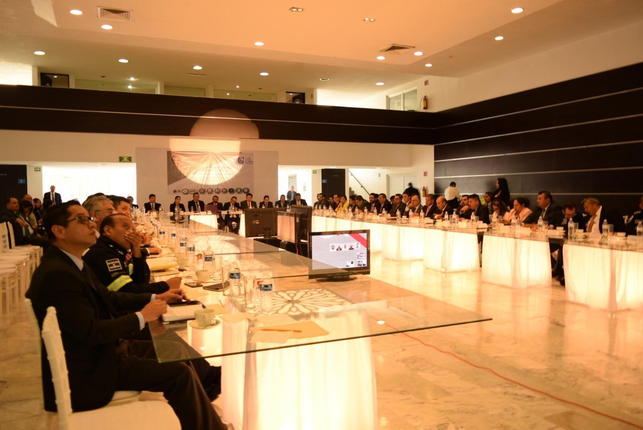 Los fiscales de la CDMX y EDOMEX acordaron la.estrategía a seguir para atajar a delincuentes que operan en la zona centro del país.